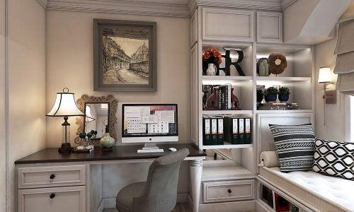 Ruang Kerja Di Rumah dapat meningkatkan produktifitas bekerja selama wfh.