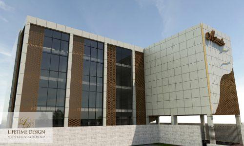 Jasa Desain Interior Klinik