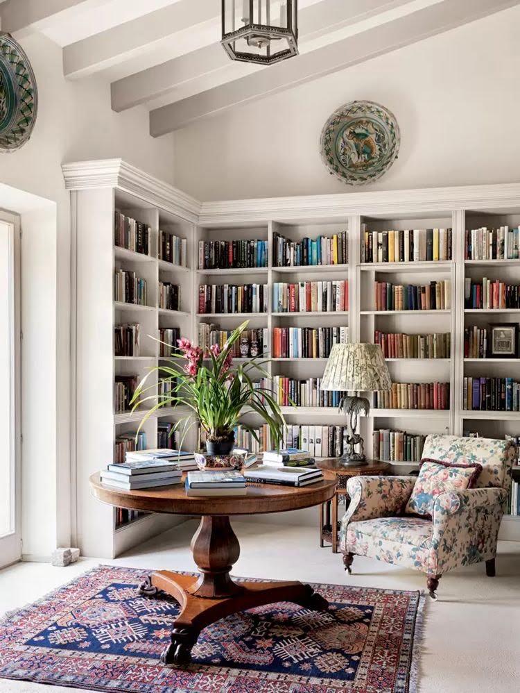 Hadirkan Ruang Baca untuk Area Tenang di Rumah - Lifetime Design