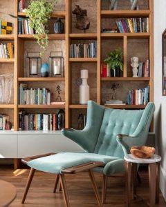 Ruang Baca Sebagai Area Tenang di Rumah Lifetime Design 4